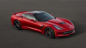2014-Corvette Stingray Coupe