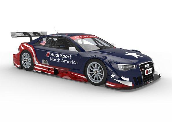 Audi RS5 DTM-US