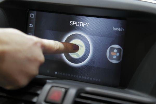 Volvo-Spotify