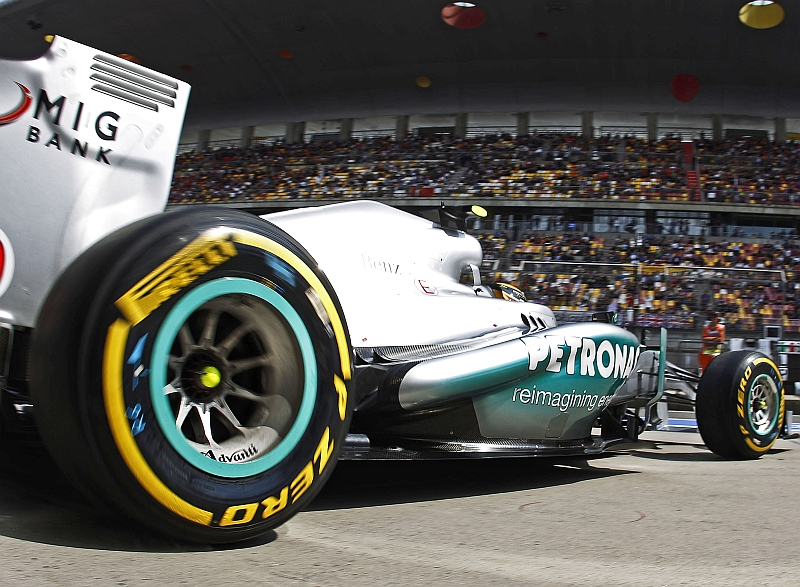 Pirelli Formel 1