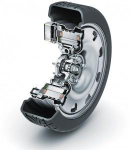 Schaeffler Radnabenmotor E-Wheel-Drive