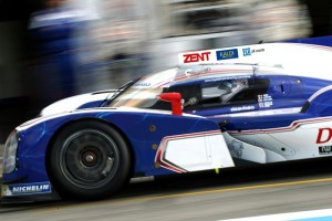 Toyota Racing ZF