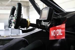 BMW M3 DTM 2013 Cockpit