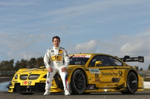 BMW M3 DTM 2013 Timo Glock