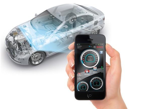 Bosch Fun2Drive-App