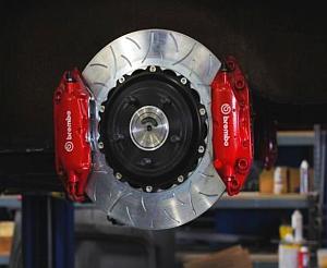 Brembo-Bremse für den Dodge Charger aus Fast & Furious 6
