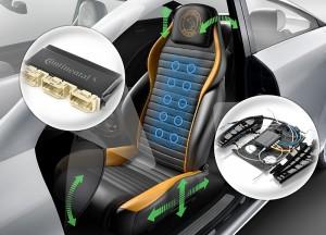 Continental Autositz