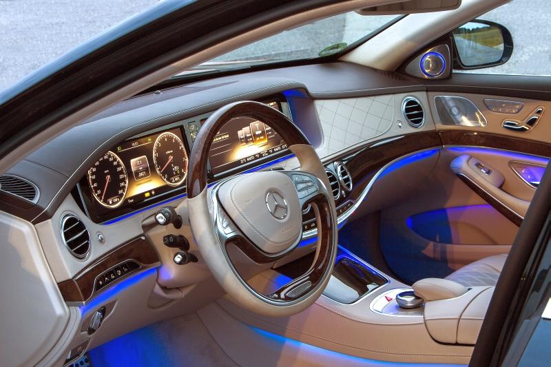 neue mercedes s klasse im fahrbericht automotive technology. Black Bedroom Furniture Sets. Home Design Ideas