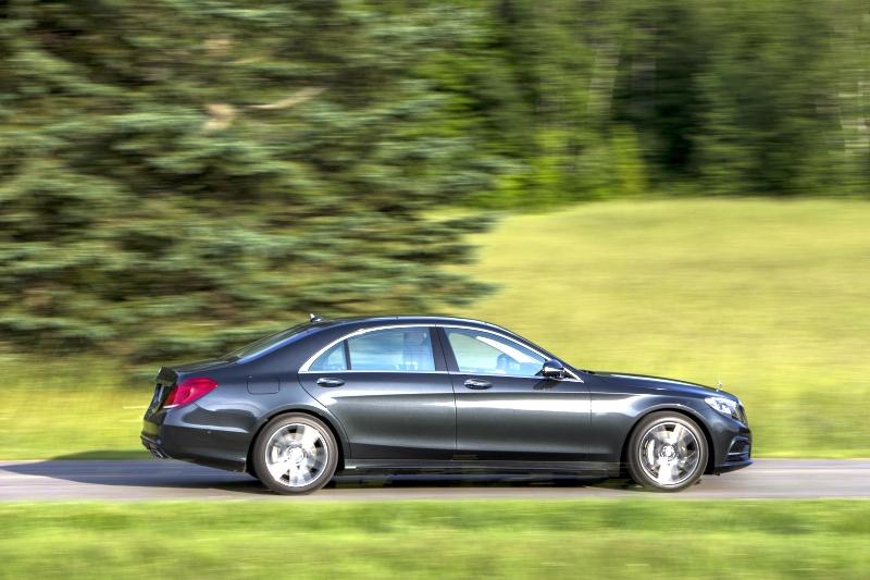 Neue Mercedes S-Klasse im Fahrbericht – Bild 05