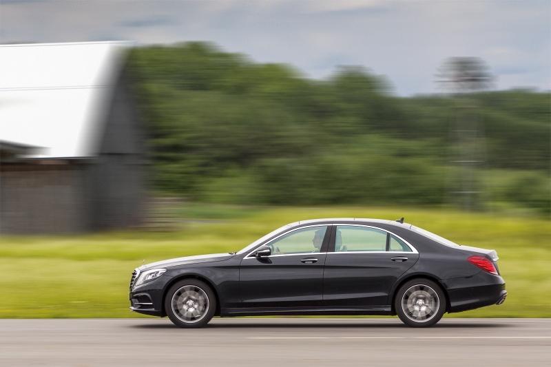 Neue Mercedes S-Klasse im Fahrbericht – Bild 06