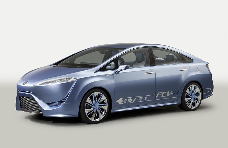 Toyota Brennstoffzellen-Auto