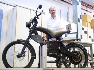 E-Bike mit Allradantrieb