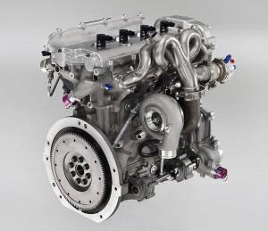 Toyota Yaris R Motor
