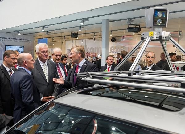 IAA 2013 - Bosch