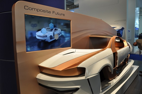 IAA 2013 - Faurecia Composite Future
