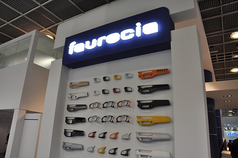 IAA 2013 – Faurecia