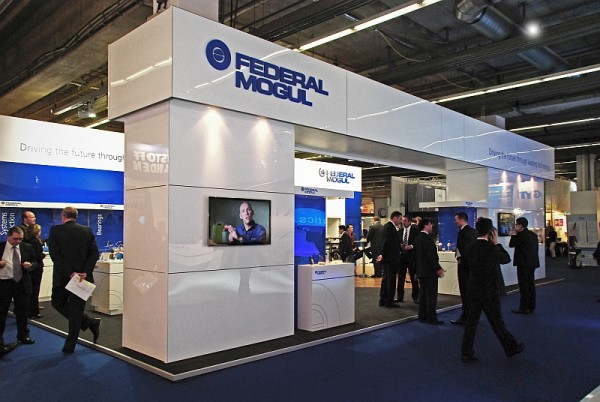 IAA 2013 - Messestand Federal Mogul