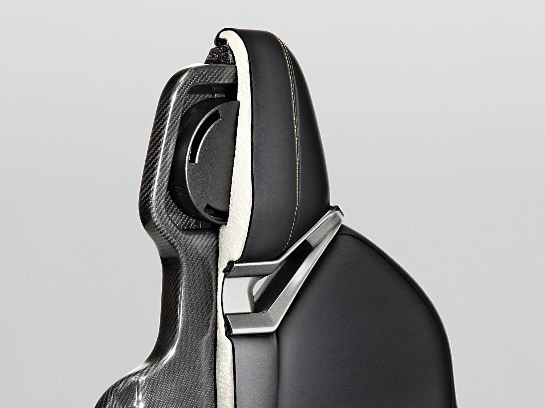 Recaro Sportsitzplattform Pure Seating 4