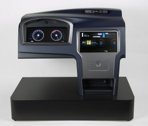 Visteon Camera-Enhanced Cockpit Concept