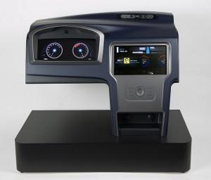 Visteon Camera-Enhanced Cockpit Concept