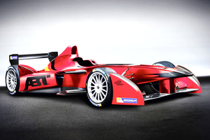 Abt-Audi Formel E