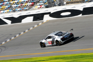 Audi R8 LMS USCC 2014