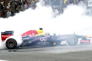 Formel 1 Reifenfragen