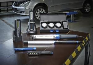 Neue Philips Werkstatt-Leuchten