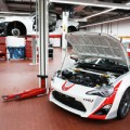Toyota GT86 Rallyeversion