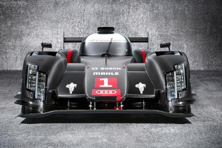 Audi R18 e-tron quattro 2014