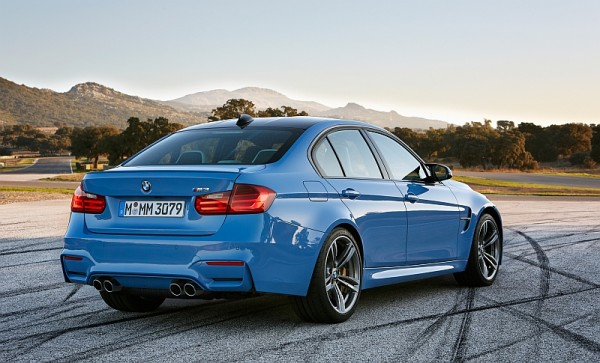 BMW M3 2014-2
