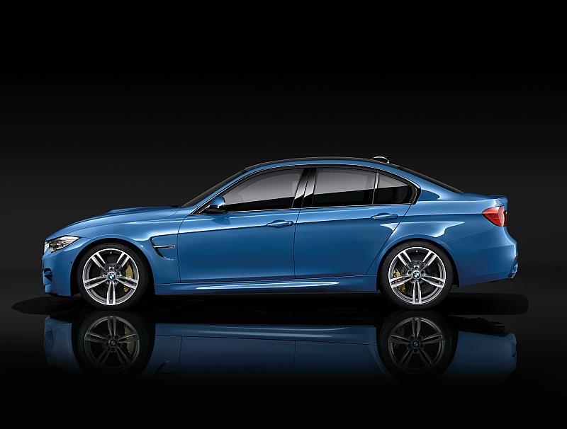 BMW M3 2014-Seite