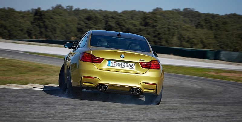 BMW M4 2014-Drift