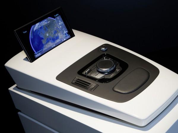 Audi neue MMI-Generation CES 2014