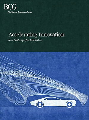 BCG Studie Accelerating Innovation