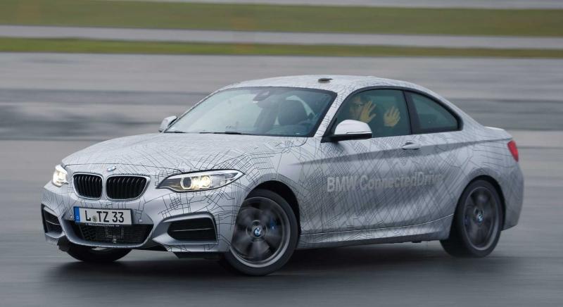 BMW ActiveAssist
