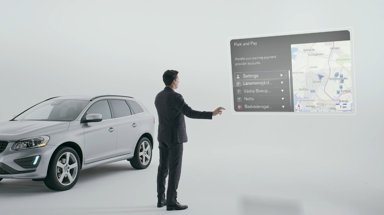 Volvo Sensus Cloud