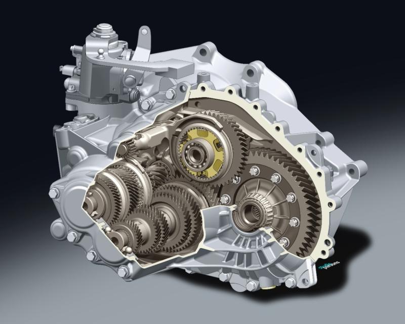 Neues Sechsgang-Schaltgetriebe für den 1.0 ECOTEC Direct Injection Turbo-Motor
