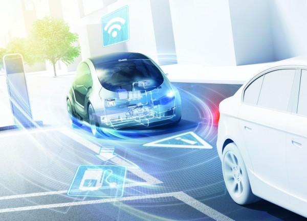 Bosch vernetztes Fahren