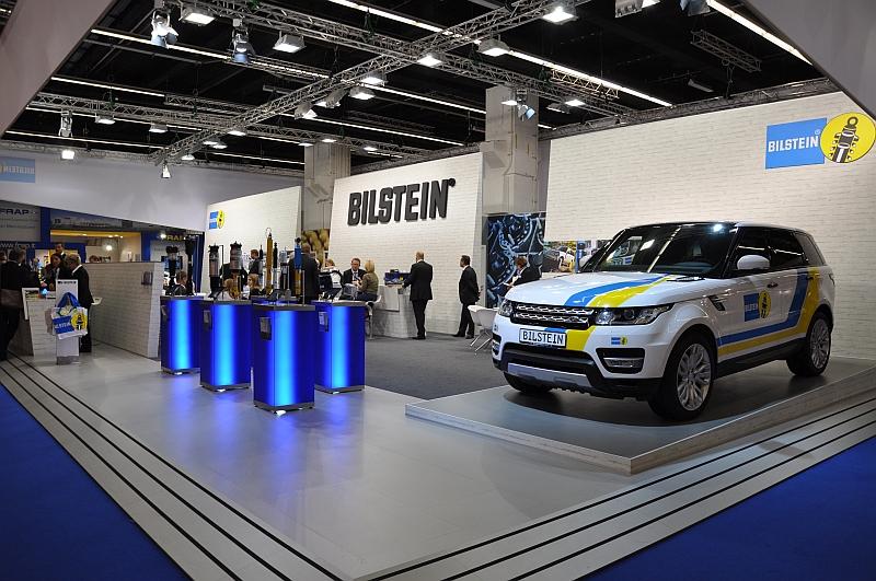 Automechanik 2014 – der Bilstein-Stand
