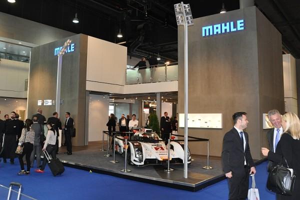 Automechanik 2014 - der Mahle-Stand