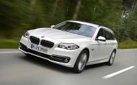 Der BMW 520d Touring im Fahrbericht