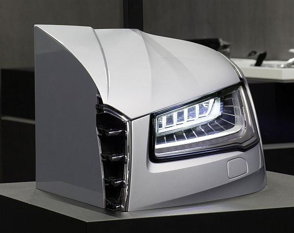 Audi-A8-Matrix-Scheinwerfer