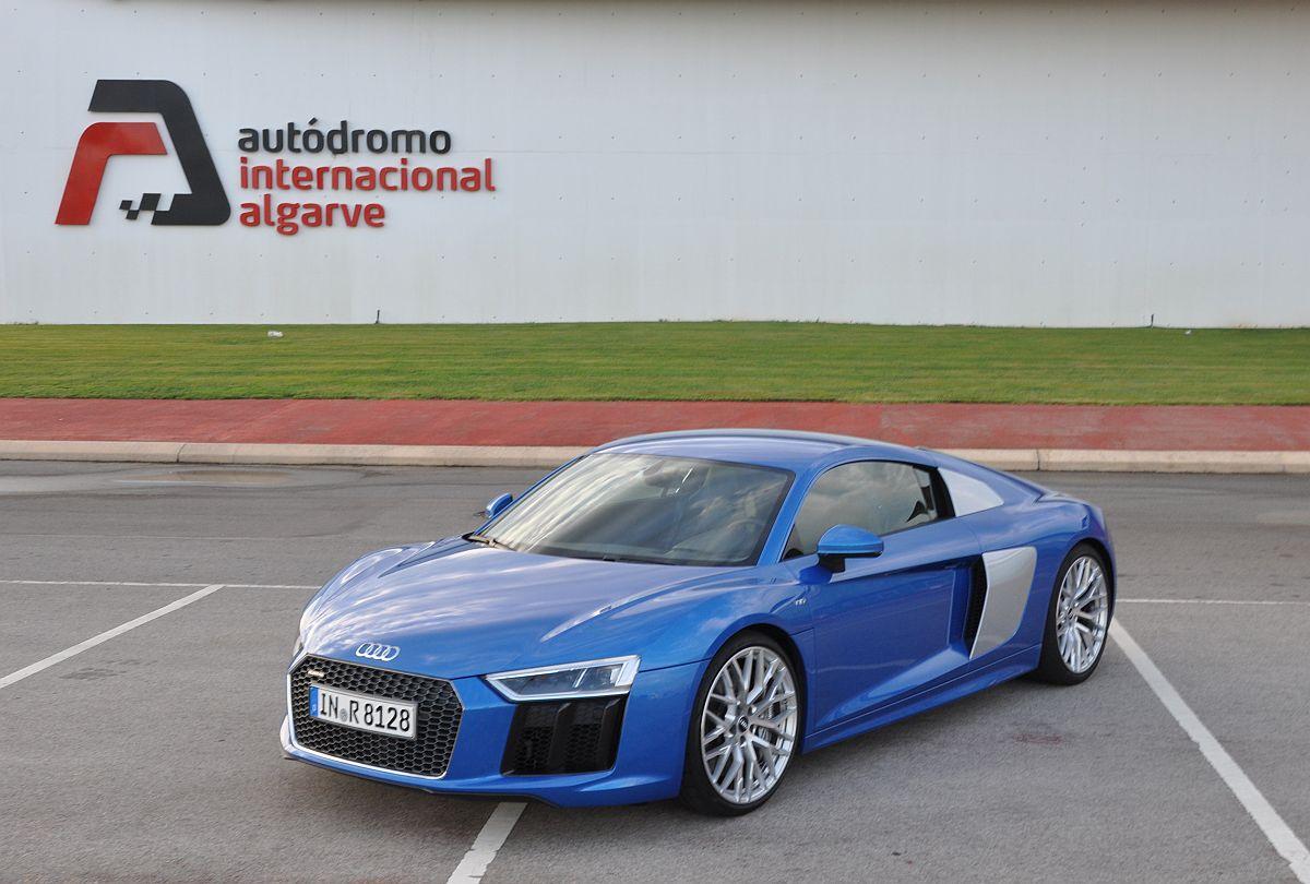 Audi R8 V10 04