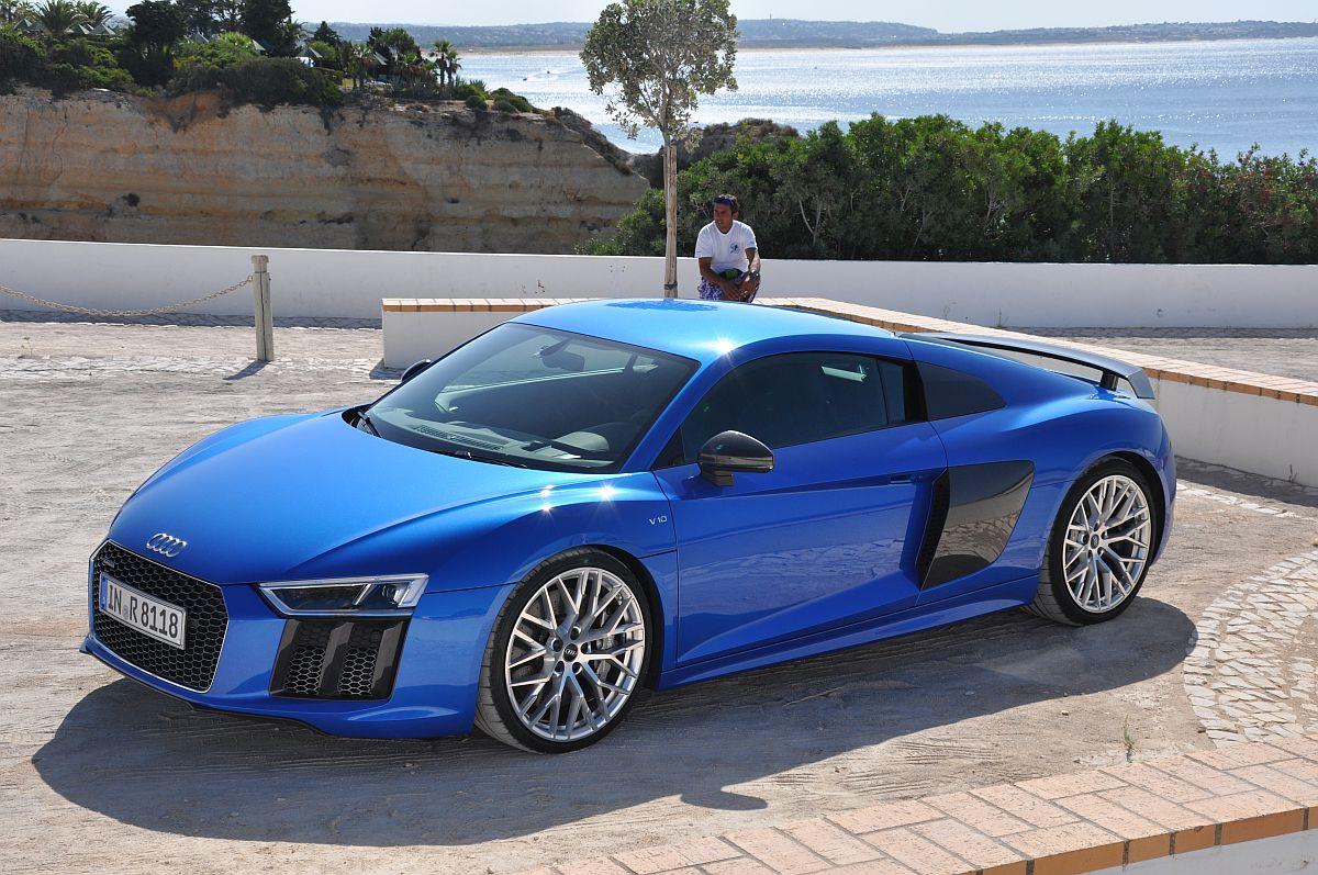 Audi R8 V10 plus 04