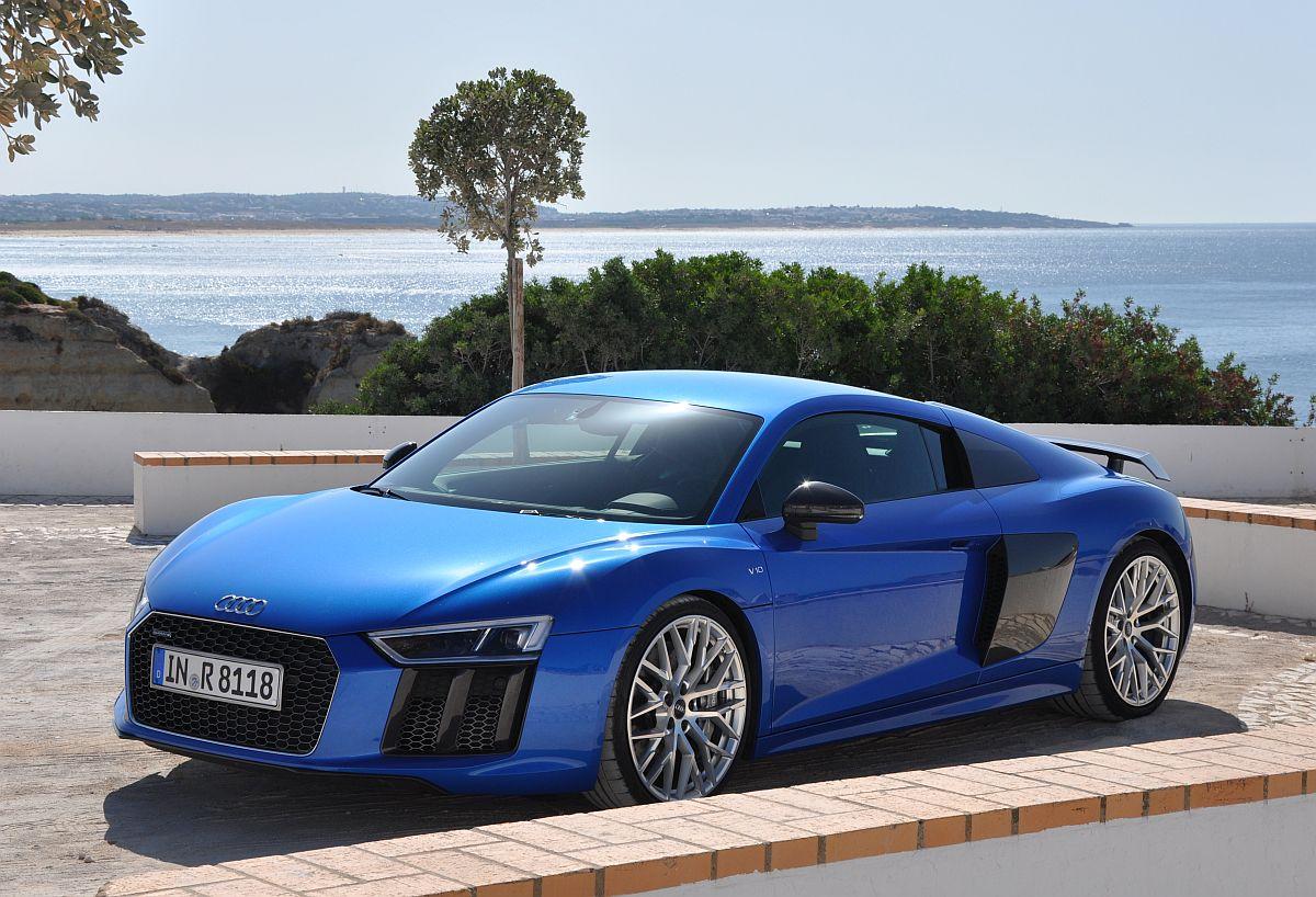 Audi R8 V10 plus 05