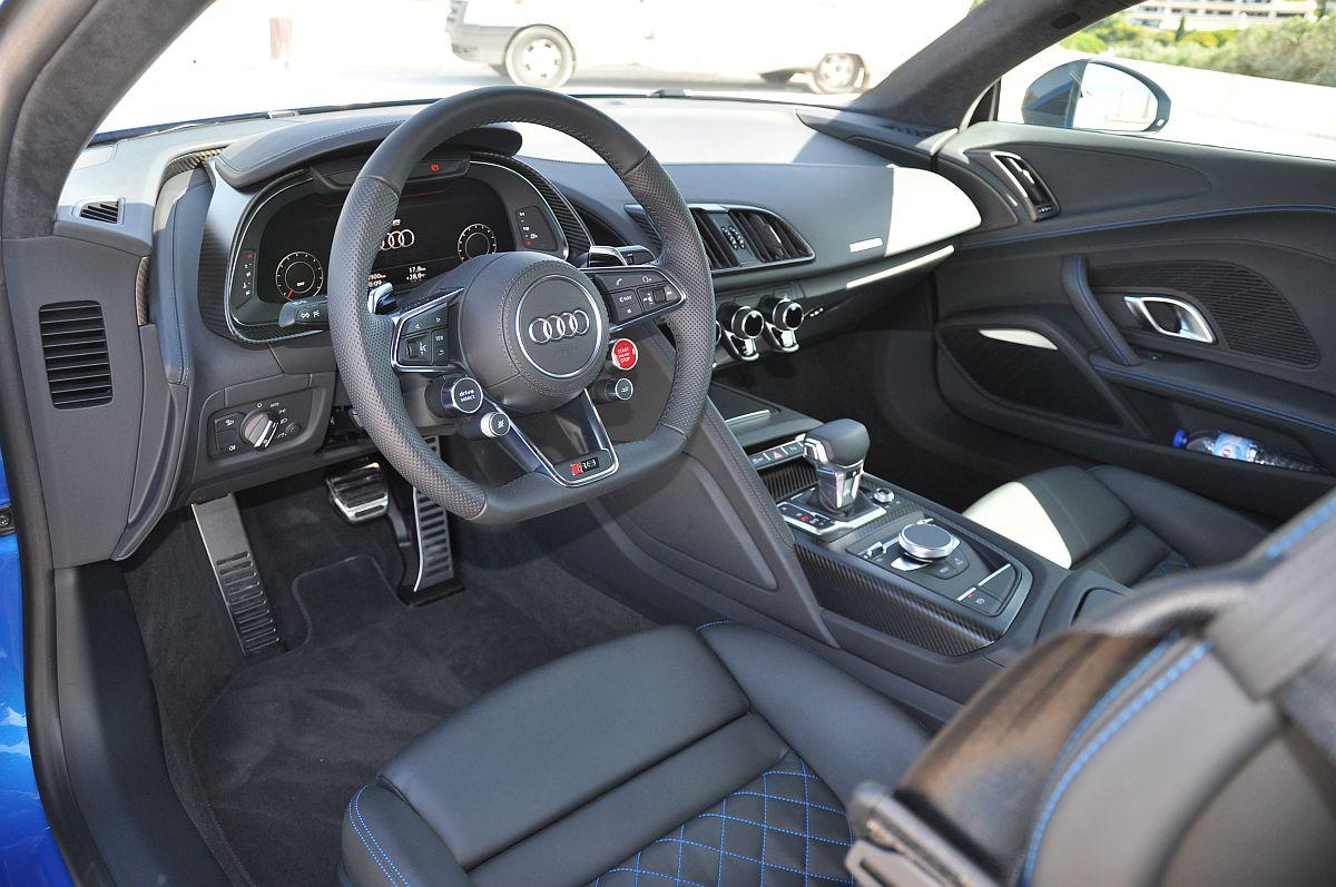 Audi R8 V10 plus 06