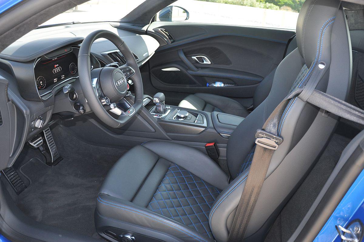Audi R8 V10 plus 07
