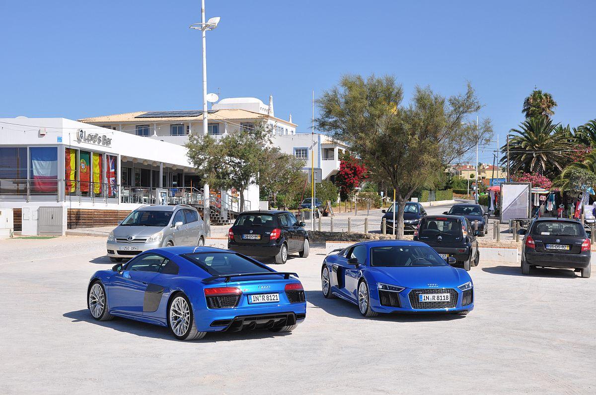 Audi R8 V10 plus 08