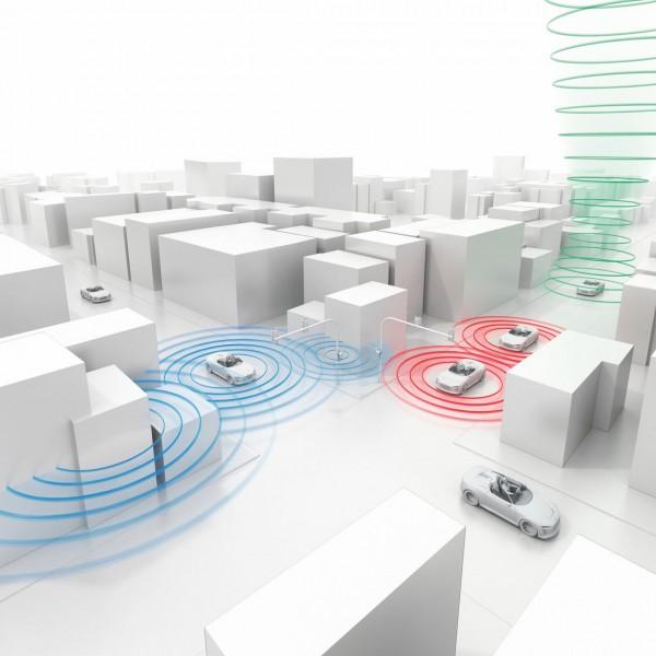 Digitalisierung städtischer Infrastruktur